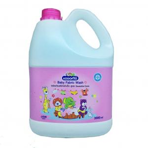 Nước giặt Kodomo Sweetie Care 3000ml