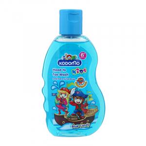 Dầu tắm gội Kodomo Blue Candy 200ml