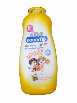 Phấn Kodomo Natural UV Protection Kids 6+ (180g)