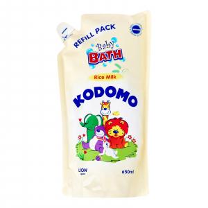 Sữa tắm sữa gạo Kodomo Rice Milk 650ml