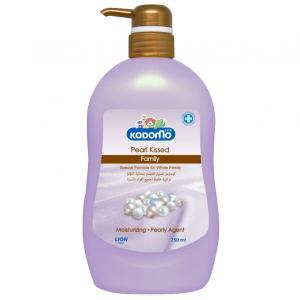 Sữa tắm ngọc trai Kodomo Pearl Kissed Family 750ml