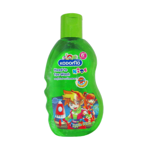 Dầu tắm gội Kodomo Apple Peach Kids 200ml