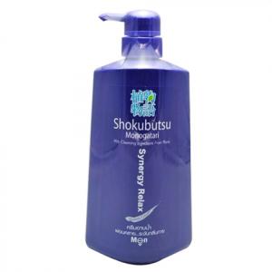 Sữa tắm Shokubutsu Synergy Relax 500ml (dành cho nam)