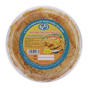 Mực khô tẩm vị ăn liền Gidico 200g