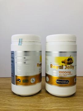 Sữa ong chúa MINDELL 1000mg (365 viên)