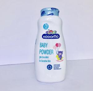 Phấn rôm trẻ em Kodomo Extra Mild 180g