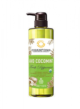 Dầu gội Organic Chanfong Avo Cocomint 500ml