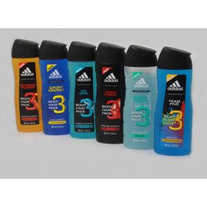 Sữa tắm gội Adidas dành cho nam 400ml (nhiều mùi)