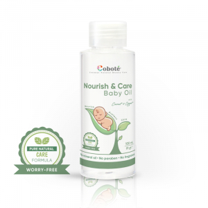 Baby oil Cobote 100ml