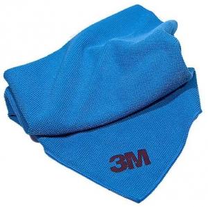 Set 10 khăn lau ô tô chính hãng 3M