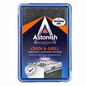 Kem tẩy vệ sinh lò nướng Astonish C8600 - 250g