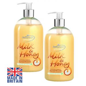 Nước rửa tay Sữa tươi và Mật ong Astonish C4550 (500ml)