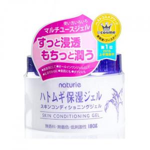 Kem dưỡng da chiết xuất ý dĩ Naturie Nhật Bản 180g