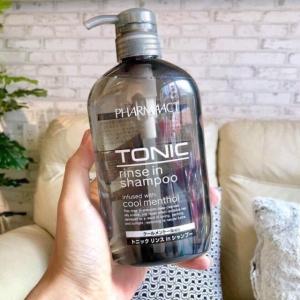 Dầu gội dành cho nam Tonic Pharmaact 600ml