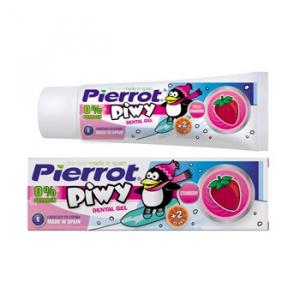 Kem đánh răng trẻ em Pierrot hương dâu tây 75ml