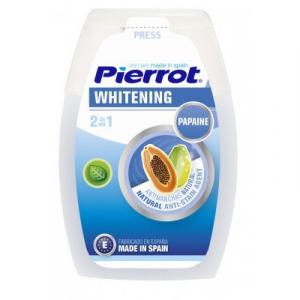 Kem đánh răng làm trắng răng 2in1 Pierrot 75ml