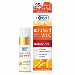 Serum dưỡng ẩm trắng da VitC Yanhee 20g