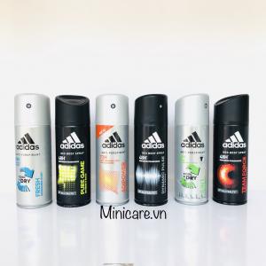 Xịt khử mùi body Adidas 150ml (for men)
