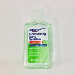 Gel rửa tay khô diệt khuẩn Equate 89ml