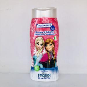 Dầu gội dưỡng tóc trẻ em Frozen chiết xuất hoa bắp 250ml