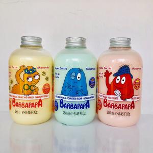 Gel tắm trẻ em Barbapapa 250ml