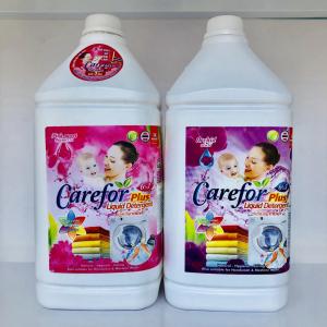 Nước giặt đậm đặc 6in1 Carefor 3500ml