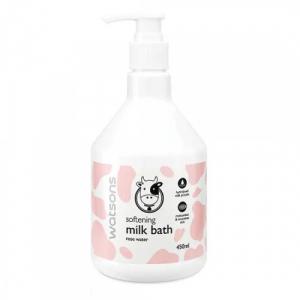 Sữa tắm trắng da Watsons Milk Bath 450ml