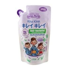 Bọt rửa tay Kirei Kirei hương Lavender 200ml (túi refill)