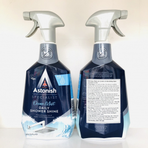 Bình xịt vệ sinh vòi tắm không chạm Astonish C6730