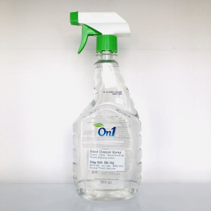 Dung dịch rửa tay sát khuẩn nhanh On1 650ml (hương Fresh Sakura)