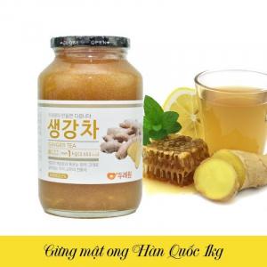 Mật ong gừng Hàn Quốc Dooraeone 1kg